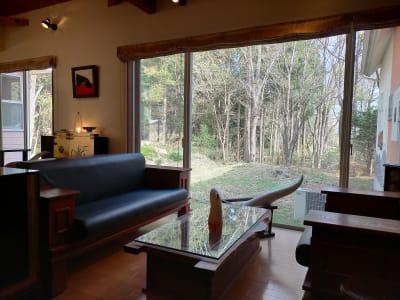ソファ席 - GauHouse レンタルスペース、ガウハウスの室内の写真