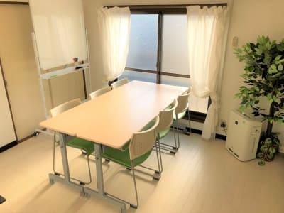 レンタル会議室 学芸大学 貸し会議室の室内の写真