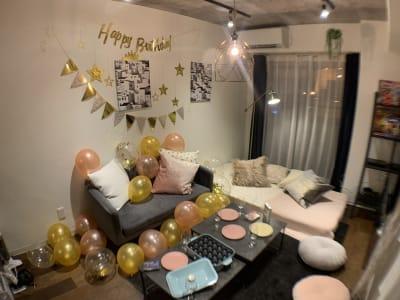 HARU新宿2n'd 東新宿パーティールーム の室内の写真
