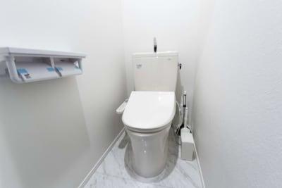 トイレ - 尾久Ⅳ 103号室の設備の写真