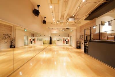 プロモデルスタジオ 定期利用レッスン・イベントプランの室内の写真