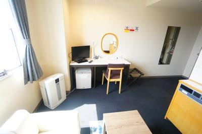 豊橋駅前完全個室ワークスペース 豊橋駅前ワークスペース900の室内の写真