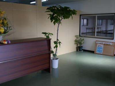 ハートサム「たかさき会場」 たかさきホールの入口の写真
