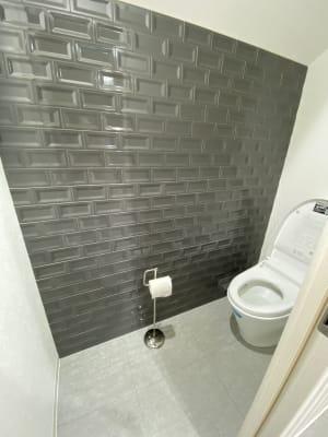 トイレ - ブルーバード5 レンタルサロン、多目的スペースの室内の写真