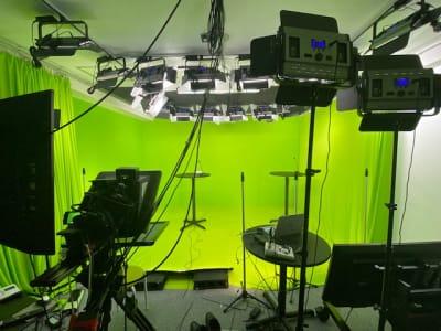 内観(一部) - 東京セミナースタジオ オンライン動画スタジオの室内の写真
