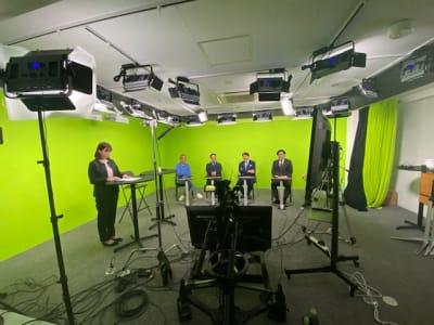 パネルディスカッション - 東京セミナースタジオ オンライン動画スタジオのその他の写真