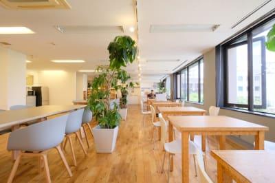 GOODOFFICE渋谷 貸切スペース(ラウンジ)の室内の写真