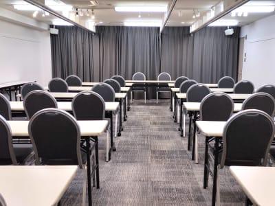 36名まで着席可能 - ブライト横浜ビル ConferenceHallの室内の写真