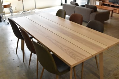 大きなテーブル。 - 日本橋スタジオ 撮影、会議室、リモートワークの室内の写真