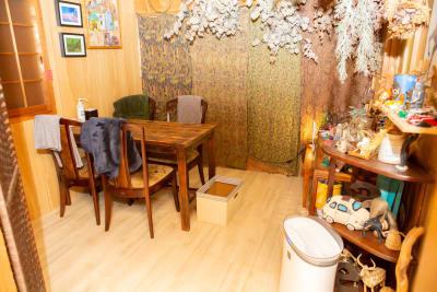 カフェ御結(おむすび) 隠れ家感ある個室 WIFI高速の室内の写真