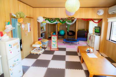 カフェ御結(おむすび) 子連れ安心 多目的 WIFI高速の室内の写真