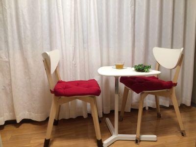 女性専用のエステレンタルスペース サロンスペースの室内の写真