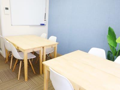 新宿ダイカンプラザA館 みらいスペース西新宿の室内の写真