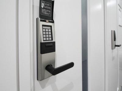ドア鍵システム - 貸会議室ルームス水道橋店 水道橋店第4会議室の設備の写真