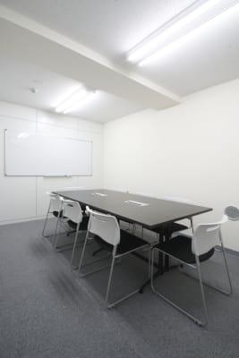 室内写真 - 貸会議室ルームス水道橋店 水道橋店第3会議室の室内の写真