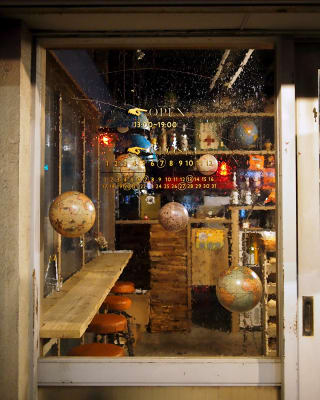 入り口 - BUNGU BAR(文具バー) 撮影可能なカフェの入口の写真