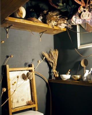 トイレ - BUNGU BAR(文具バー) 撮影可能なカフェのその他の写真