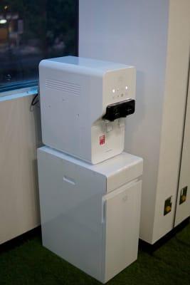 無料給水器 - レンタルスタジオNEXT レンタルジムNEXTの設備の写真