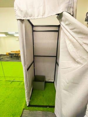 更衣室あり - レンタルスタジオNEXT レンタルジムNEXTの設備の写真