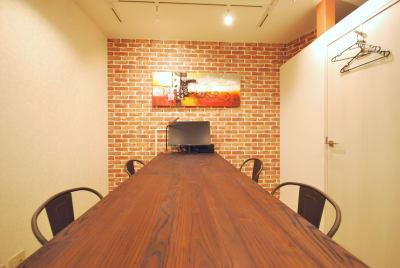 スマートスペース恵比寿 ルーム2の室内の写真