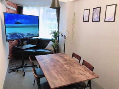 BASE87*2nd 貸会議室・レンタルスペースの室内の写真