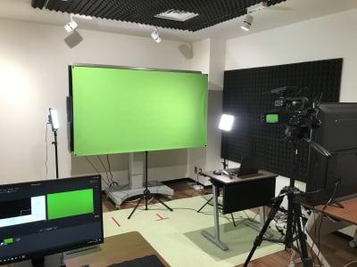 クロマキー撮影可 - LiLeaS(ライラス) RoomA(撮影/配信パック)の室内の写真