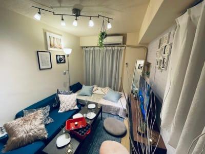 HARU新宿3r'd 東新宿パーティールーム の室内の写真