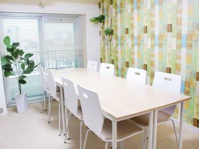 ふれあい貸し会議室品川ハイホーム ふれあい貸し会議室 品川Bの室内の写真