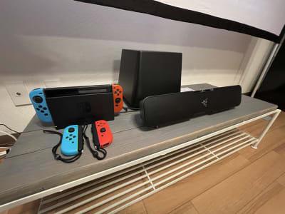 NINTENDO Switchで大人数でも大迫力のゲームをお楽しみいただけます。 - ORIENTAL東新宿 410 の設備の写真