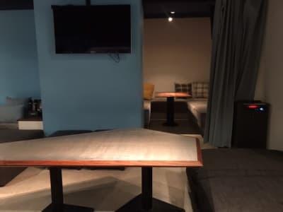 半個室1部屋 - レンタルスペース西麻布 貸切パーティレンタルスペースの室内の写真