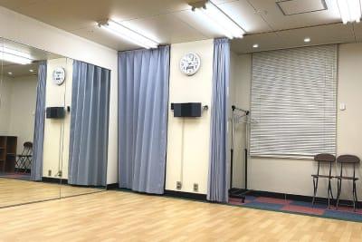 ダンスができるレンタルスペース - ダンススタジオ ライトルーム 三宮店(506号室)の室内の写真