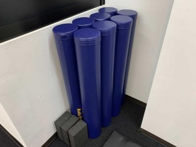 ストレッチポール - ACFit 柔術・格闘技もOK!スタジオの設備の写真
