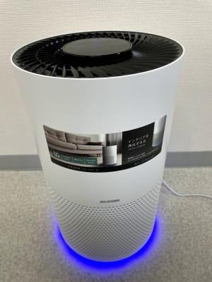 空気清浄機を完備 - レンタルスタジオ名城タンツェン 名城タンツェンの設備の写真
