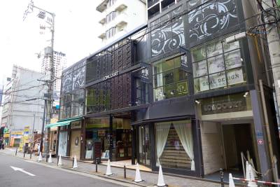 心斎橋ロンコート - Chill.心斎橋店 レンタルサロンの外観の写真