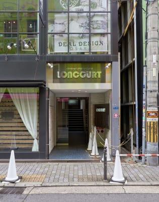Chill.心斎橋店 レンタルサロンの入口の写真