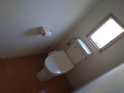 広々トイレ - Dugong【ジュゴン】 サロンスペースの設備の写真