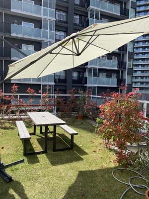 BBQスペース - BBQガーデン北梅田 5階 屋上の室内の写真