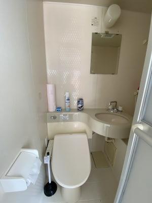 お手洗い - BBQガーデン北梅田 5階 屋上の設備の写真