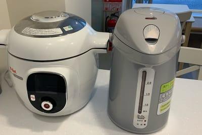 自動調理器・ポット - ATELIER295 キッチンスタジオ 写真・動画撮影の設備の写真
