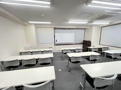 貸会議室ルームス水道橋店 水道橋店第2会議室の室内の写真