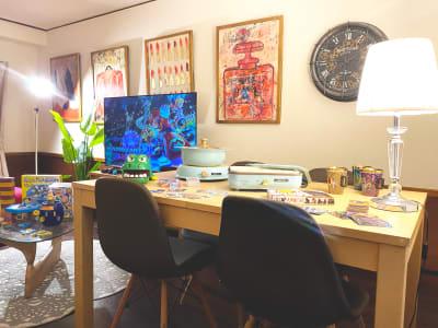 JK Room テルマー湯近く店 パーティースペース32の室内の写真