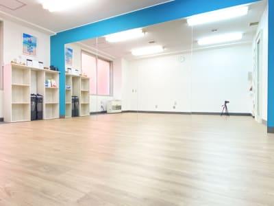 三晃ビル レンタルスタジオNSAの室内の写真