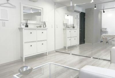 レンタルサロンaMieu麻布十番 aMieu麻布十番(Blanc)の設備の写真