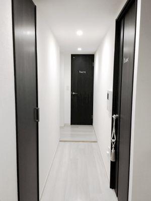 レンタルサロンaMieu麻布十番 aMieu麻布十番(Blanc)の入口の写真