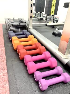 crebiq池袋 女性専用トレーニングスペースの設備の写真