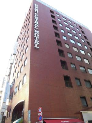 外観 - グランドセントラルホテル A会議室の外観の写真