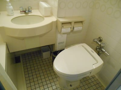 洗面・トイレ - グランドセントラルホテル A会議室の室内の写真