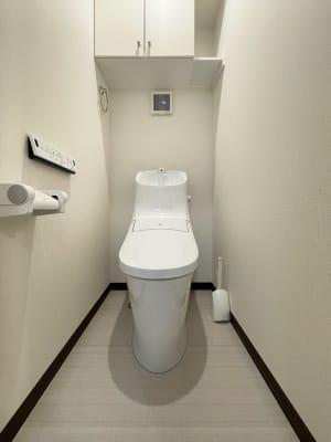 シャワートイレ - techhouse.tokyo 2階の室内の写真