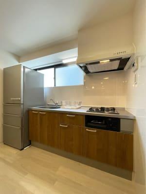 キッチン・冷蔵庫 - techhouse.tokyo 2階の室内の写真