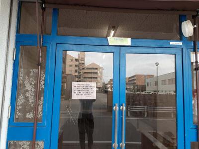 東海ビル金沢 ミーティング ・テレワ ークABの入口の写真